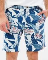 Tommy Hilfiger Brooklyn Flower Shorts