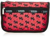 Le Sport Sac Boxed Travel Nylon Zipper Cosmetic Case