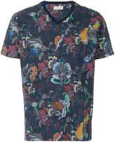 Etro wildlife print T-shirt