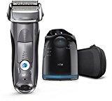 Braun Premium All-in-One Turbo-Powered Cordless Universal Voltage Wet & Dry Shaving Kit