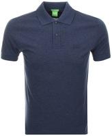 BOSS GREEN C Firenze Polo T Shirt Navy