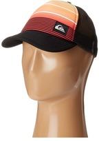 Quiksilver Stripe Play Trucker Hat (Big Kids)