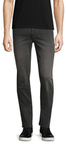 Robert Graham Distressed Alanzo Slim Fit Jeans