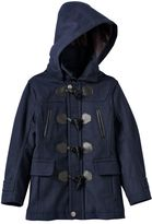 Urban Republic Baby Boy Hooded Wool-Blend Coat