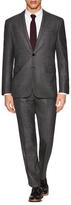 Birdseye Wool Suit