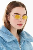 Urban Outfitters Golden Hour Oval Sunglasses