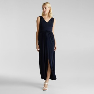 Esprit Maxi Dress with V-Neck