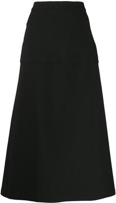 Enfold Semi Flared Skirt