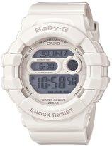 Casio Women's Baby-G BGD140-7A Digital Resin Quartz Watch