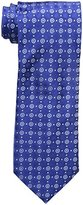 Geoffrey Beene Men's Big-Tall Open Grand Circles Extra Long Tie