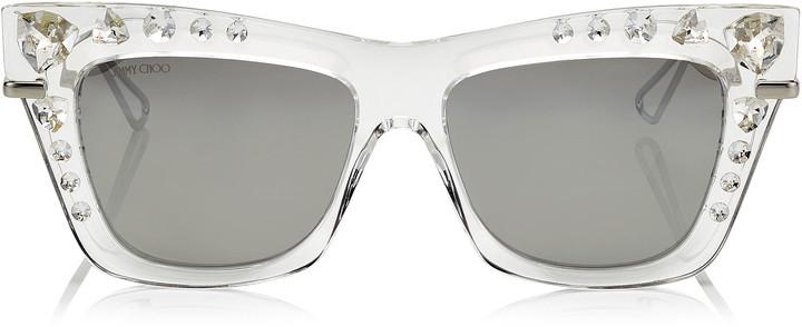 fe10e089ab Jimmy Choo Women s Sunglasses - ShopStyle