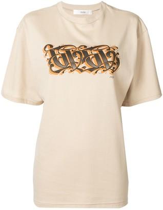 G.V.G.V. logo print T-shirt