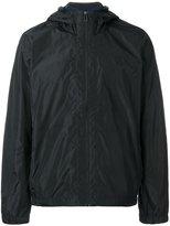 Paul Smith logo patch hooded jacket - men - Nylon/Polyester - L