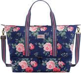 Cath Kidston Antique Rose Foldaway Double Decker Travel Bag