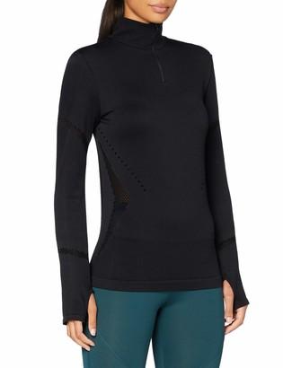 Aurique Women's Long Sleeve Half Zip Running Top