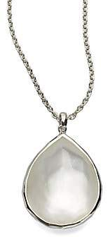 Ippolita Women's Rock Candy Large Sterling Silver & Doublet Pendant Necklace