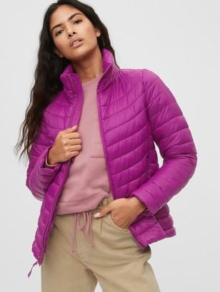 Gap Upcycled Lightweight Puffer Jacket