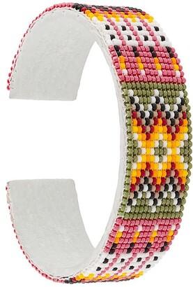 Jessie Western 15 Row Beaded Bracelet