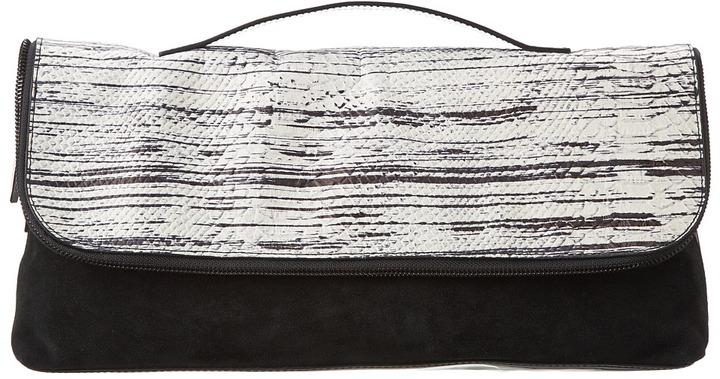 L.A.M.B. Adina (Black/White) - Bags and Luggage