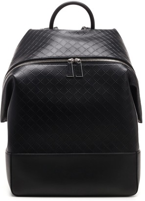 Bottega Veneta Embossed Backpack