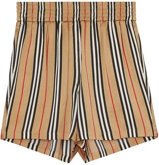 Burberry Icon Stripe shorts