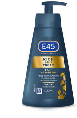 E45 Rich 24Hr Cream 400Ml