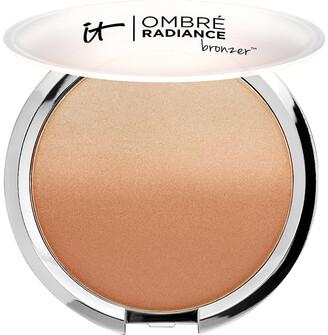 It Cosmetics Ombre Radiance Bronzer, Women's, Warm radiance