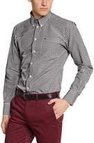 Merc Of London Men's JAPSTER, Shirt (1506215309)Button Down Long Sleeve Dress Shirt