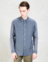 soe Check Sleeves Panel L/S Winston Shirt