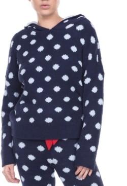 Honeydew Snow Angel Chenille Sweater Loungewear Hoodie