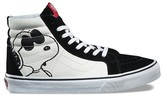 Vans Snoopy UA SK8-Hi Reissue High Top Trainers