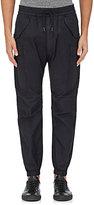 Nlst Men's Cotton Canvas Drop-Rise Cargo Pants-Black Size S