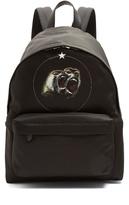 Givenchy Monkey Brothers-print Nylon Backpack