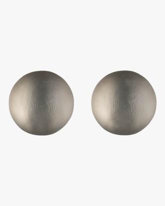 Alexis Bittar Medium Dome Clip Earrings