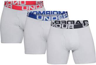 Under Armour Charged Cotton 6in Underwear - 3-Pack - Men's