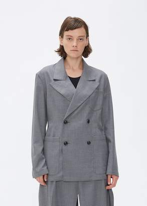Maison Margiela Double Breasted Blazer Jacket