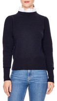 Sandro Women's Stevy Wool Blend Sweater