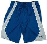 Puma Boys 4-7 Colorblocked Shorts