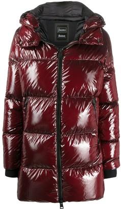 Herno High-Shine Padded Jacket