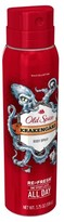Old Spice Wild Collection Krakengard Body Spray - 3.75oz