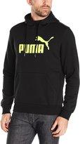 Puma Men's Ess No1 Hoody, FL, Peacoat/ Gray