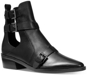 Michael Kors Michael Radley Booties Women's Shoes