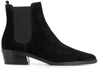 MICHAEL Michael Kors Suede Ankle Boots
