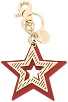 See by Chloe star keyring - women - PVC/metal/zamac - One Size