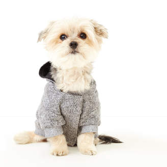 Roots Pooch Salt and Pepper Hoody Size 12