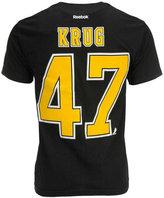 Reebok Men's Short-Sleeve Torey Krug Boston Bruins NHL Player T-Shirt