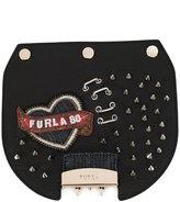Furla Metropolis 90th flap - women - Cotton/Leather/metal - One Size