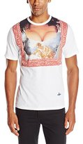 Vivienne Westwood Men's Graphic T-Shirt Cleavage Print