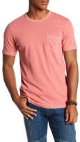 Faherty Chest Patch Pocket Tee
