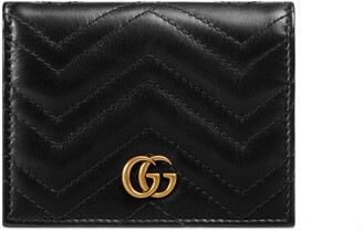 Gucci GG Marmont card case wallet
